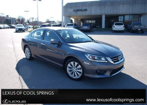 Used 2014 Honda Accord EX-L