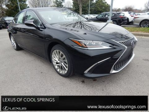 2019 Lexus ES 300h ULTRA LUXURY 300h Ultra Luxury