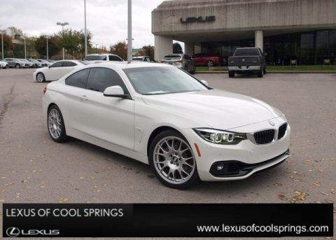 Used 2019 BMW 4 Series 440i